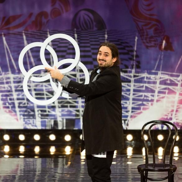 Mam Talent, Katowice, 6011 Jakub Szwed, fot. TVN/Mirosław Sosnowski